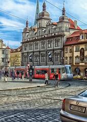 Praga 2010 (pasquale di marzo) Tags: praga città piazza 2010 esterno colore