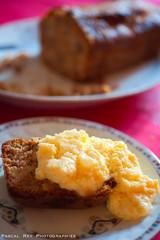 Gâteau Pommes, Noix, Cannelle & sa crème Vénitienne. (Pascal Rey Photographies) Tags: alimentation alimentationbio aliments nourriture cuisine food cooking cook cocina kitchen