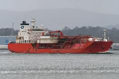 Bow Gallant - South Queensferry - 26-01-20 (MarkP51) Tags: sea water scotland boat nikon ship vessel d750 d500 d7200 nikon24120f4vr nikon200500f56vr nikonafp70300fx sunshine sunny firthofforth southqueensferry lpgtanker bowgallant