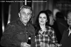 2020 Bosuil-Het publiek bij From The Road en Hundred Seventy Split 8-ZW