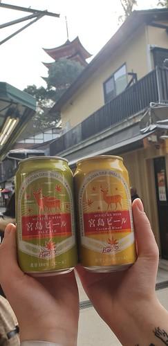Miyajima Beer - Japan 2020