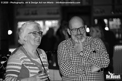 2020 Bosuil-Het publiek bij From The Road en Hundred Seventy Split 5-ZW