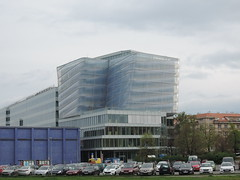 2017-04-11_16-13-53_Nikon_JH (Juhele_CZ) Tags: praha czechrepublic modern architecture building dejvice robotics cybernetics technology university glass city education ciirc čvut