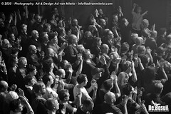 2020 Bosuil-Het publiek bij From The Road en Hundred Seventy Split 10-ZW
