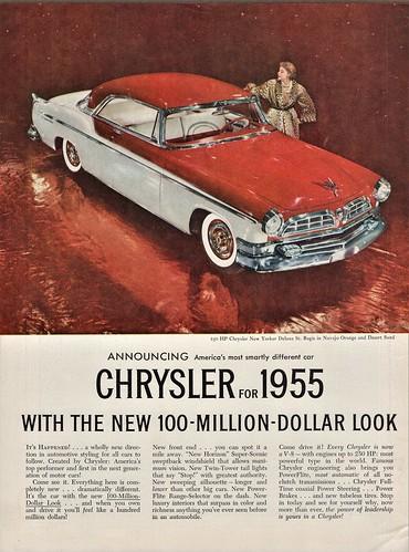 1955 Chrysler New Yorker Deluxe St. Regis