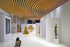 """L'exposition """"Là où l'âme se plaît"""", l'art contemporain au Bénin (Carrousel du Louvre, Paris)"""