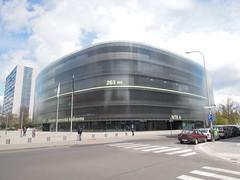 2016-04-28_10-43-51_Nikon_JH (Juhele_CZ) Tags: praha czechrepublic modern architecture building dejvice ntk library technology university glass city education books