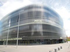 2016-04-28_10-43-26_Nikon_JH (Juhele_CZ) Tags: praha czechrepublic modern architecture building dejvice ntk library technology university glass city education books