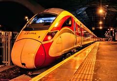 800111 @ Inverness (A J transport) Tags: class800 diesel eletric bimode azuma 800111 hml highlandmainline inverness scotland railway station railways trains nikkon d5300 dlsr lner train track