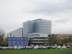 2017-04-11_16-13-35_Nikon_JH (Juhele_CZ) Tags: praha czechrepublic modern architecture building dejvice robotics cybernetics technology university glass city education ciirc čvut