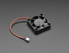 Miniature 5V Cooling Fan with Molex PicoBlade Connector (adafruit) Tags: 4468 addons accessories coolingfan fan fans miniature5vcoolingfan new newproducts projects kit kitsprojects diy diyelectronics diyprojects electronics