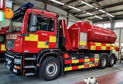 Buckinghamshire Fire | MAN TGA | WX54 VRG | Water Carrier / Prime Mover (Oxon999) Tags: 999 999uk uk999 ukpolice unmarkedpolice unmarked unmarkedemergency emergency emergencyvehicle emergencyambulance fire fireservice fireandrescue fireengine firerescue buckinghamshire buckinghamshirefire buckinghamshirefireandrescue bucksfire ambulance firepump bluelights aylesbury bicester oxford oxfordshire oxfordshirepolice southcentralambulanceservice scas nhs nhsambulance thamesvalleypolice tvp thamesvalley traffic trafficunit tvprp tvpxd tvprpu police policeforce policeunmarked policebmw policecar policevauxhall policevan publicordervan