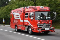 Hirosaki Fire Department 18-09 (Howard_Pulling) Tags: japan fire fireengine firetruck emergency aomori prefecture japanese