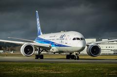 DSC_1370_20200129_JA882A (CharlieOscar98) Tags: ana all nippon airways boeing 787 7879 dreamliner ja882a yvr airport
