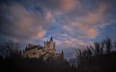 Alcazar de Segovia (David J. Julián) Tags: cielos clouds nubes segovia davidjjulian alcazardesegovia nikon ciudades cities españa d750