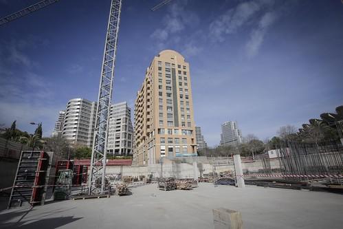 0129 Alcalde visita obres nou centre Vodafone València (10)
