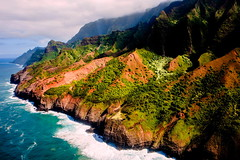 Napali Coast, Kauai, Hawaii (klauslang99) Tags: klauslang nature naturalworld hawaii kauai napali coast ocean pacific