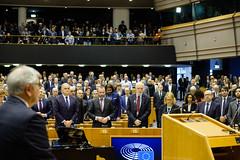 Pierwszy dzień sesji plenarnej w Brukseli:75. rocznica wyzwolenia obozu w Oświęcimiu