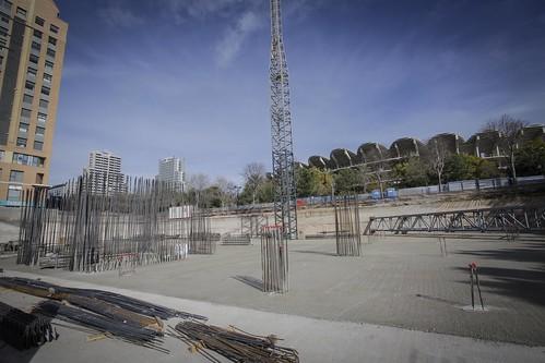 0129 Alcalde visita obres nou centre Vodafone València (9)