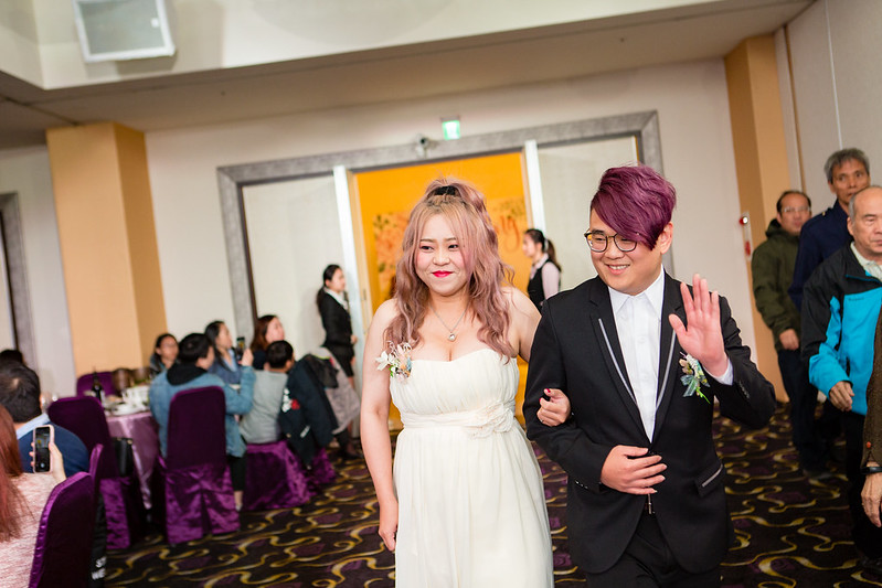 [婚攝] 豐耀 & 美琴 台南情定婚宴城堡 永康館 | 儀式晚宴 | 當日精華