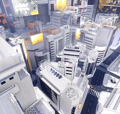 """The Near Future"" (HodgeDogs) Tags: mirrorsedgecatalyst photography explore inexplore nvidia pc games gaming larahjohnson dice ea mirrorsedge"