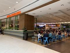 Food hall (pianoforte) Tags: megamall malling fashionhall shopping eating mom droppedoffthecarforservice subaru grab