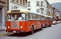 2400 MELREUX - LA ROCHE (brossel 8260) Tags: belgique bus sncv luxembourg