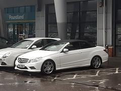 2013 Mercedes E250 CDI (hugh llewelyn) Tags: 2013mercedese250cdi