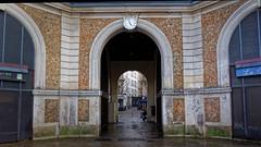 Arches (Chrisar) Tags: angénieux2870 dxophotolab3 nikond750 soir street versailles