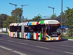 Volvo 7900A - Multiplicity 796 (Emile Weber 1413) (Pi Eye) Tags: volvo 7900 7900a articulé gelenk hybride hybrid luxembourg avl vdl multiplicity rtgr letzebuerg bus