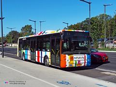 Irisbus Citelis 12 - Multiplicity 248 (Pi Eye) Tags: irisbus iveco citelis citelis12 luxembourg avl vdl multiplicity rtgr letzebuerg bus