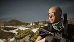 Tom Clancy's Ghost Recon® Breakpoint (Ascedus) Tags: ghostrecon breakpoint wolves nomad shaved ghost recon bald character female