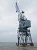 Thessaloniki - harbour crane (4)