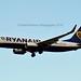 Ryanair EI-GDI Boeing 737-8AS Winglets cn/44809-6651 @ EDDF / FRA 30-04-2018