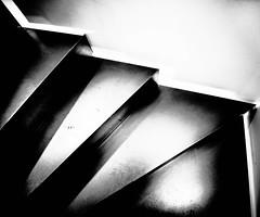 StairBlack.jpg (Klaus Ressmann) Tags: klaus ressmann omd em1 abstract fparis france interior winter blackandwhite contrast design flcabsoth minimal stair klausressmann omdem1