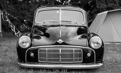 National Rally - 25/06/17 (CamShaw74) Tags: canon a1 50mm f18 foma fomapan 100 ilford ddx 14 epson v800 classiccar classic car morris minor morrisminor blackandwhite black white tullys farm