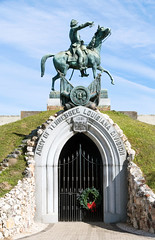 Army of Tennessee Louisiana Division (photographyguy) Tags: csa metairiecemetery statue orleans neworleans armyoftennesseelouisianadivision louisiana