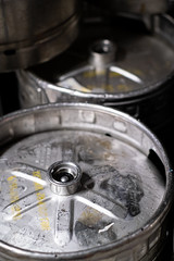(030 of 366) Kegs (CarusoPhoto) Tags: xf 56mm f12 r xf56mmf12r fuji fujifilm xt3 365 366 project dof shallow beer keg kegs