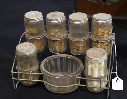 Vintage Spice Rack ($72.80)