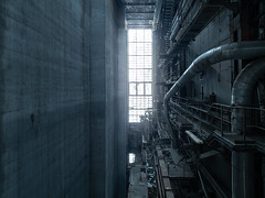 Science-fiction (Yannick Megard) Tags: abandoned abandon abandonné abandonnée abbandonato abbandonata ancien ancienne alone architecture usine work job powerplant hongrie metal industrial industriel sciencefiction movie blade runner indus architect architectural explorationurbaine explore exploration exploring empty explo explored rust rusty ruins trespassing travel trip urbex urban urbain urbaine urbanexploration inexplore interior inside old past photography decay decaying derelict dust decayed dusty discover forgotten forbidden lost light memories nobody neglected building verlassen closed creepy