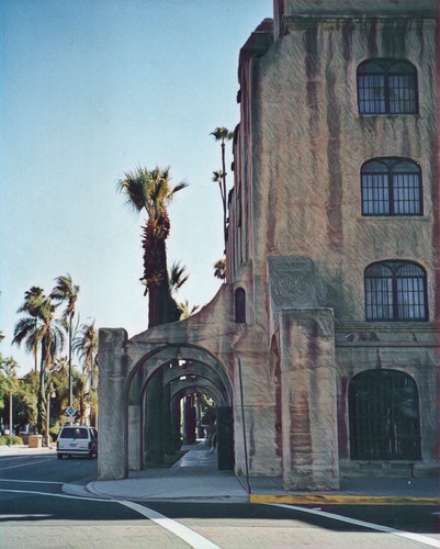 Riverside California - The Mission Inn Museum  - Historic