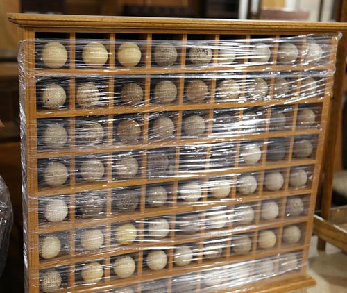 Golf Ball Display ($145.60)