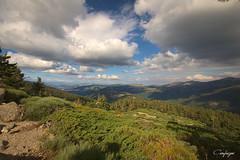 Una tarde de verano... (cienfuegos84) Tags: nubes clouds peñalara sierra montaña mountain naturaleza nature
