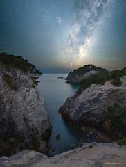 Otherworldy Night (hakannedjat) Tags: night nightsky nightscaper astro astrophotography astroscape astonomy stars milkyway sony sonynz sonya7riv a7riv