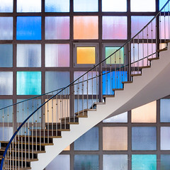 Swing (Karsten Gieselmann) Tags: 12100mmf4 architektur em1markii hdr mzuiko microfourthirds olympus treppe architecture kgiesel m43 mft stairs nuremberg bavaria germany