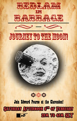 Bedlam in Babbage: Journey to the Moon!