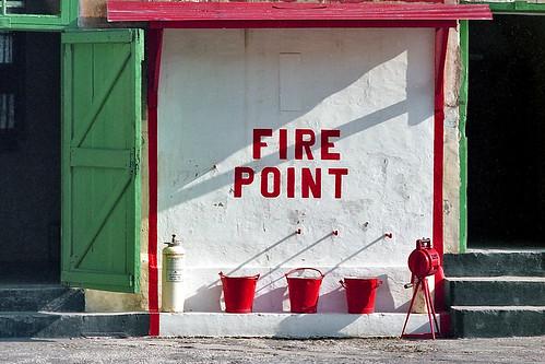 Malta: Valletta, Fort St Elmo Fire Point