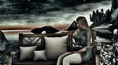 ~ ♥ Better Alone Than With The Wrong Company.. ♥ ~ 200 (~ ღ Åɱṗḣɪṭṙịṭě's Ḅḷöġ ღ ) Tags: sl secondlife art photography fashion blog luanesworld treschic doux senihaoriginals