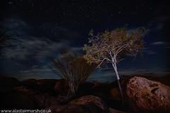 Mowani at Night (Alastair Marsh Photography) Tags: africa african nature night nightphotography mowani mowanimountaincamp star stargaze stargazing stars astro astrophotography nocturnal longexposure landscape landscapephotography namibia desert