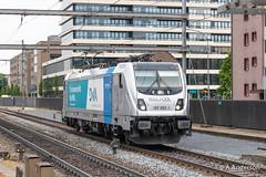 187002 20190516 Pratteln (steam60163) Tags: class187 traxx pratteln switzerland swissrailways railpool